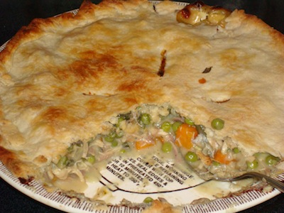 Rooster Pot Pie photo