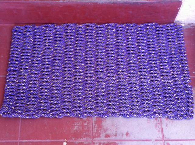 Maine Float-Rope Doormat
